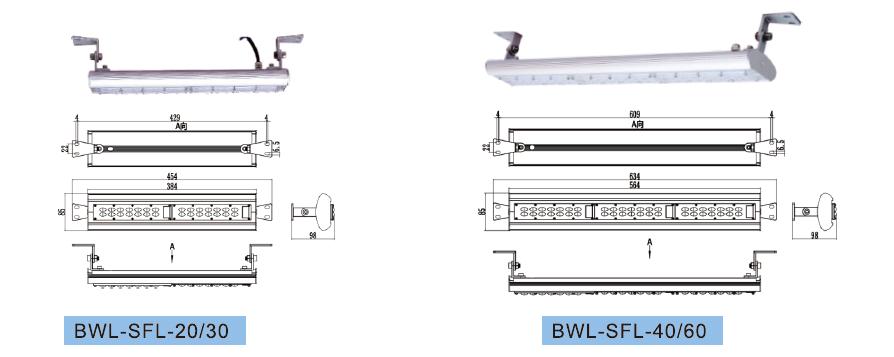 LED WATERPROOF 1